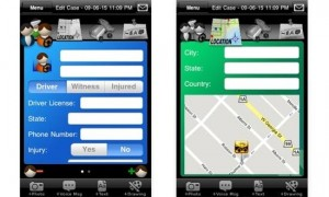 Iphoneapp 300x180 Phone Apps for Car Accidents