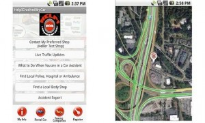 droidapp1 300x180 Phone Apps for Car Accidents