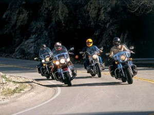 Harleys on Mountain Top Road 300x225 Motorcycle Safety Resources