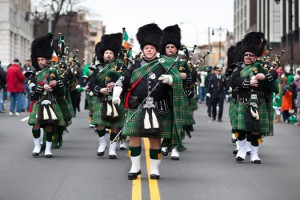 st patricks day parade 2011 sebastien band 300x200 St. Patricks Day Weekend Tips from Stern Law